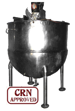 Used Steam Cooker CRN for Ontario